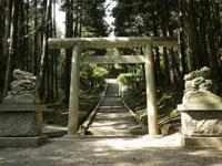眞名井神社・写真