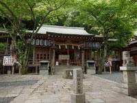 石切劔箭神社上之社・写真
