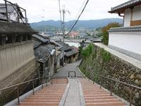 山中田坂(寺内町の口)・写真