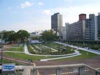 中之島公園「バラ園」