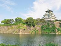 大阪城天守閣・写真