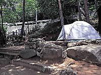 一里松キャンプ場・写真