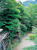 犬鳴山温泉・写真