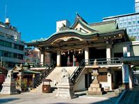 難波神社・写真