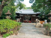 安居神社・写真
