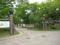 花博記念公園鶴見緑地キャンプ場・写真