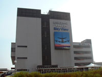 関空展望ホール スカイビュー・写真