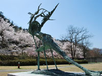 あさご芸術の森美術館−淀井敏夫記念館−・写真