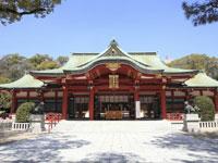 西宮神社・写真