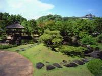 姫路城西御屋敷跡庭園 好古園・写真