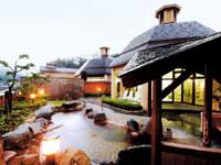 シルク温泉