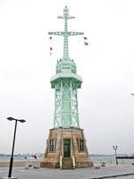 旧新港第5突堤信号所・写真