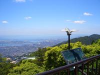 天覧台(六甲山上展望台)・写真