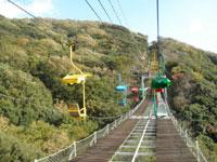 須磨浦山上観光リフト
