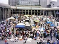 神戸ポーアイ・フリーマーケット