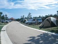 赤穂海浜公園オートキャンプ場・写真