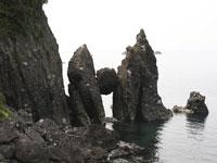 はさかり岩・写真