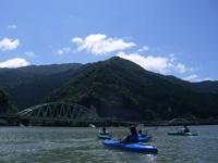 音水湖カヌークラブ・写真