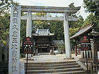 矢田坐久志玉比古神社・写真
