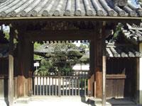 中宮寺・写真