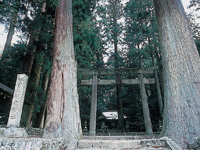 室生龍穴神社・写真