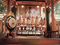 門僕神社・写真