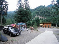 天川村みのずみオートキャンプ場