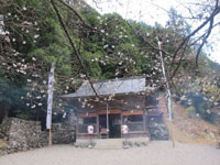 水分神社・写真