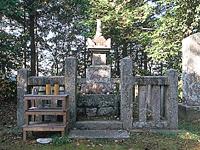 村上義光墓・写真