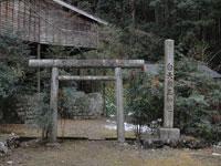 自天王・忠義王の陵墓・写真