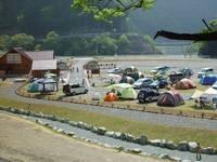 白川渡オートキャンプ場・写真