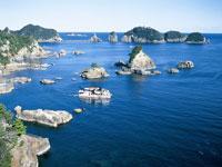 紀の松島めぐり・写真