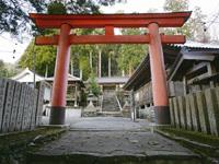 鞆淵八幡神社・写真