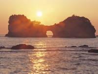 円月島・写真