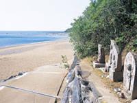 千里の浜・写真