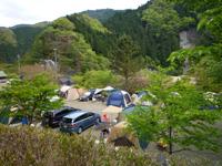 金剛緑地オートキャンプ場・写真