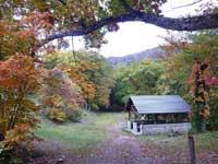 県営松川キャンプ場・写真