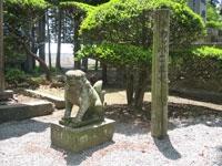 常堅寺の狛犬
