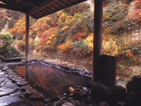湯川温泉・写真