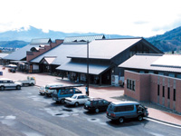 道の駅 遠野風の丘・写真