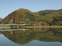 錦秋湖・写真