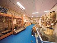 西和賀町歴史民俗資料館・写真