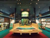 岩手県立水産科学館ウォリヤス・写真