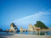 浄土ヶ浜・写真