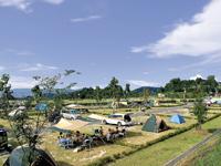 紀美野町のかみふれあい公園オートキャンプ場・写真