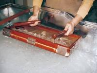 龍神村アートセンター紙漉き工房