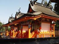 丹生官省符神社・写真