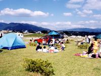 神野々緑地キャンプ場・写真