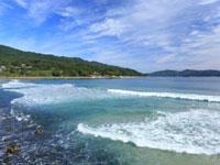 浪板海岸・写真