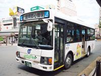盛岡都心循環バス でんでんむし・写真